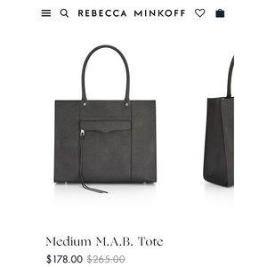 Rebecca Minkoff Medium MAB purse